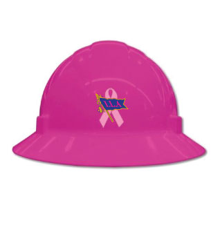 ILA Pink Out hard-Hat